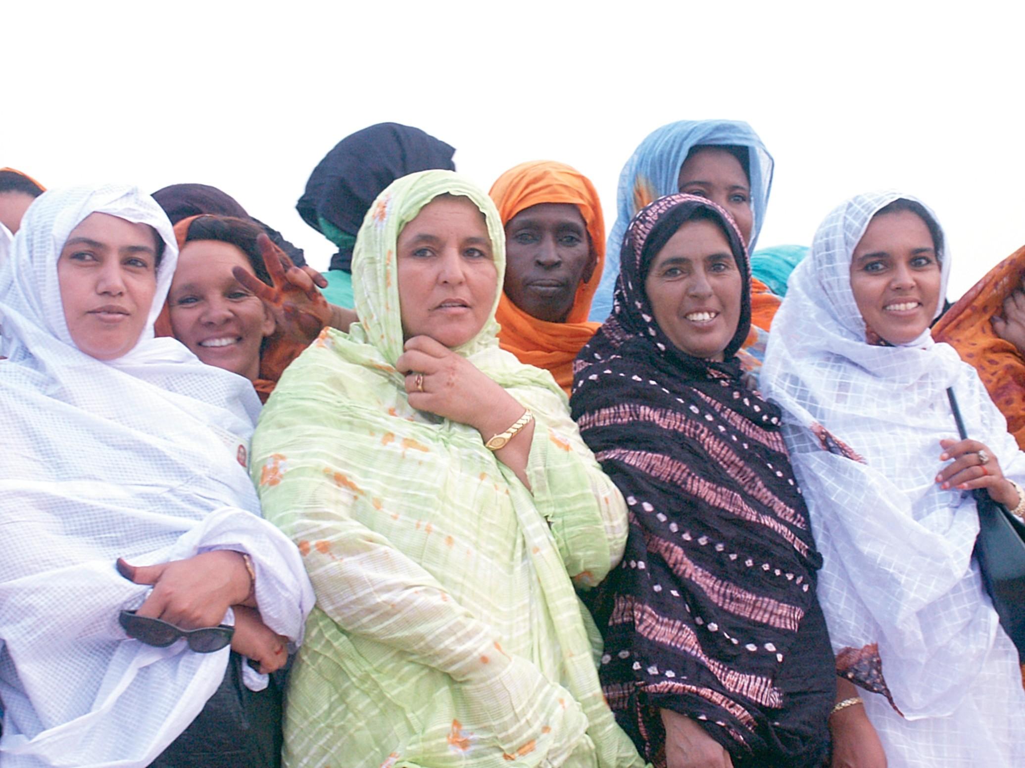 Saharalaiset odottavat rauhaa