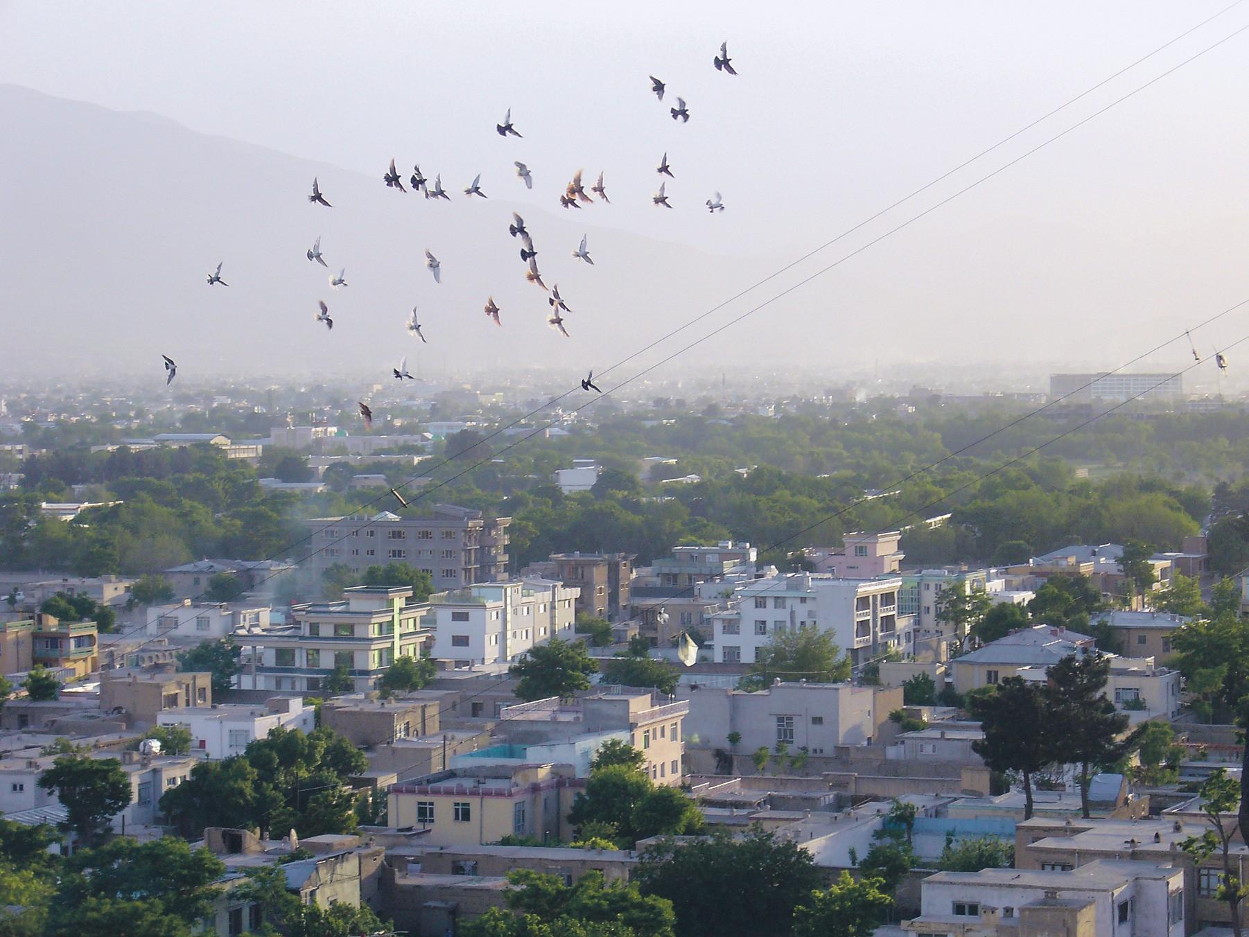 Lipsahtiko jalkamme Afganistanin sudenkuoppaan?