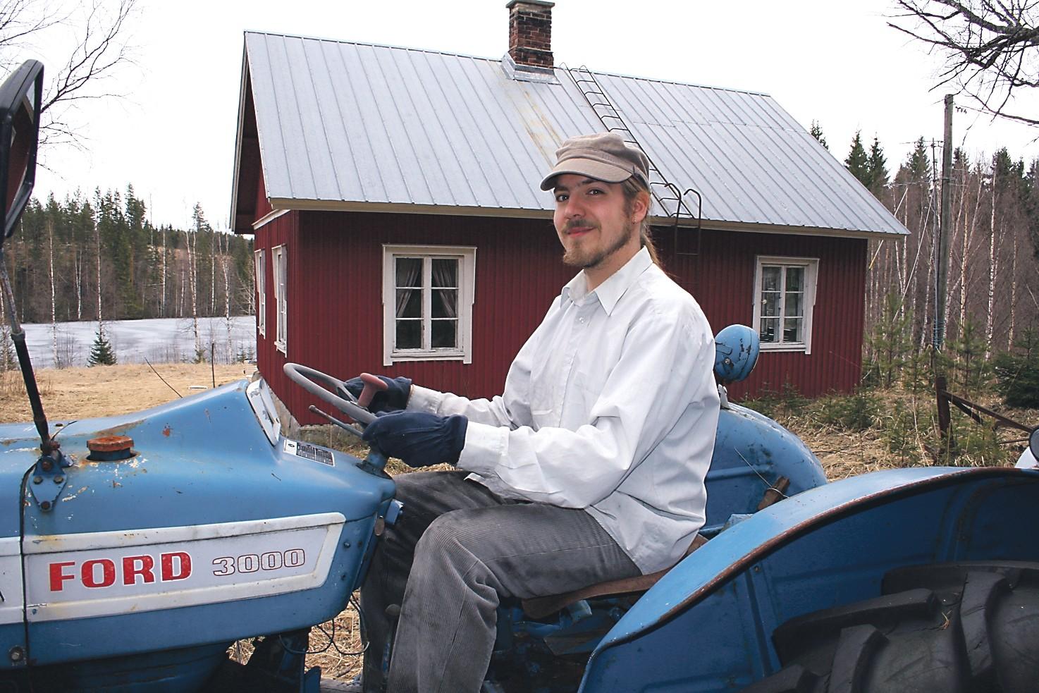 Rauhantekijä Simo Hellsten: Ei vahingoiteta elollista