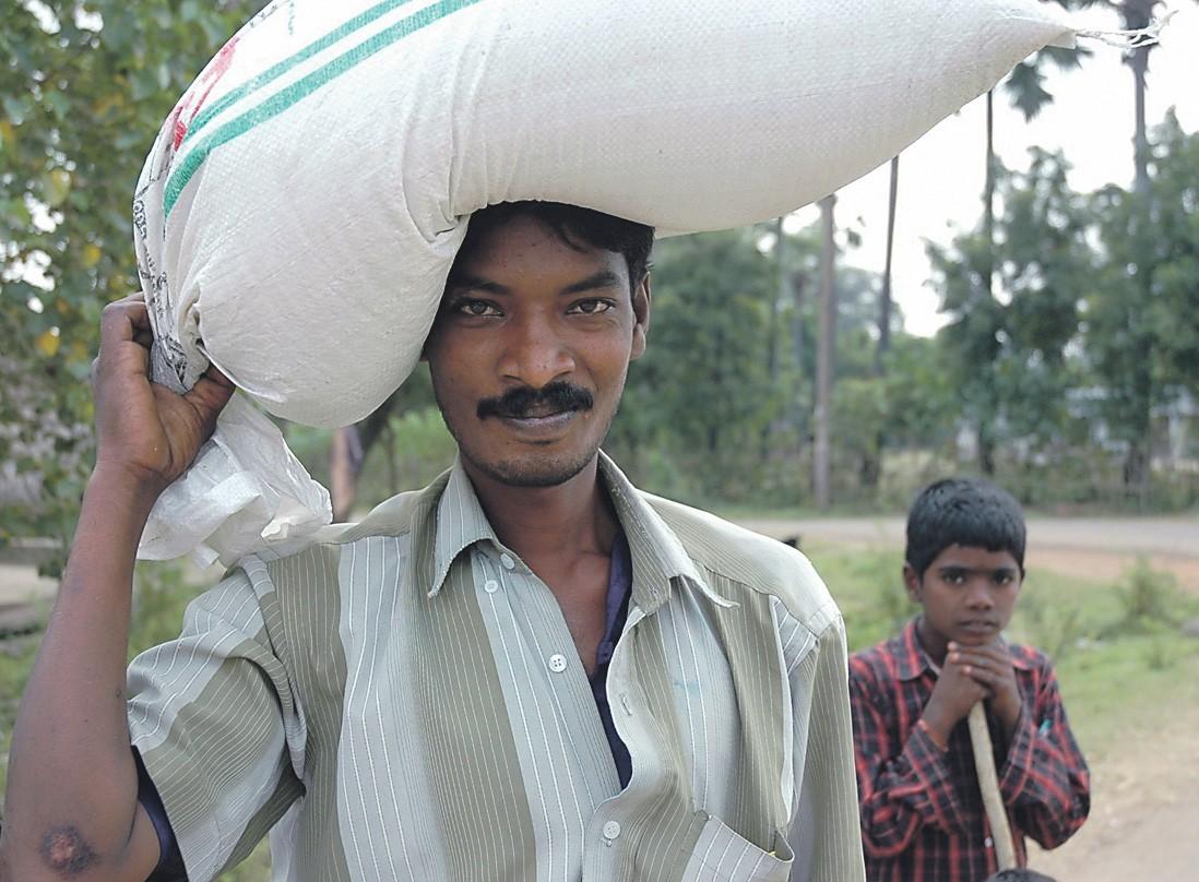 Intia 30 sentillä päivässä