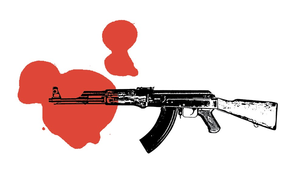 Asekauppaa Sudanissa