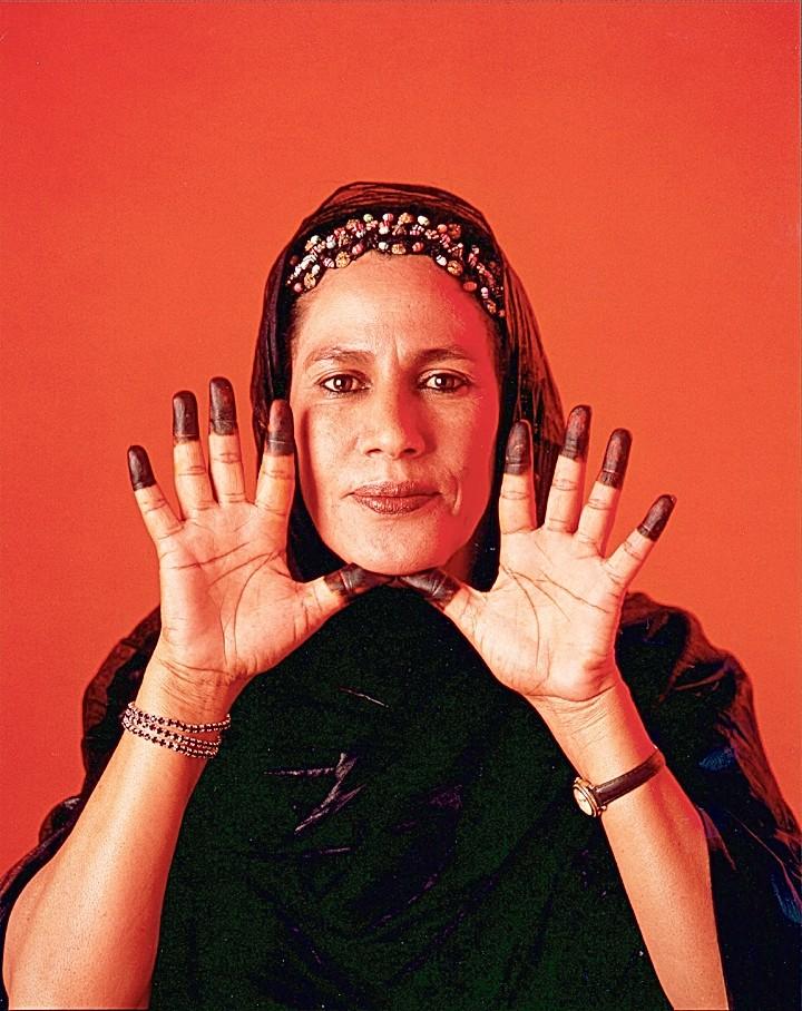 Tindoufin satakieli: Mariem Hassan