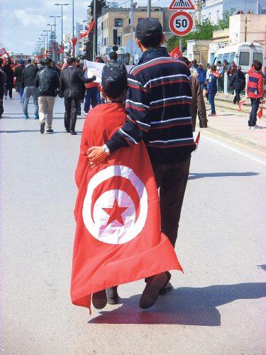 Toivo elää Tunisiassa