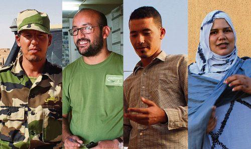 Länsi-Saharan nuoriso  ei hyväksy status quota