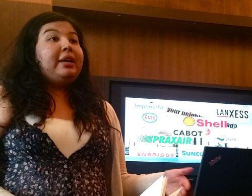 Rauhantekijä: Vanessa Grayn taistelu öljyteollisuutta vastaan