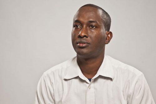 Toimittajan työn karu todellisuus Somaliassa