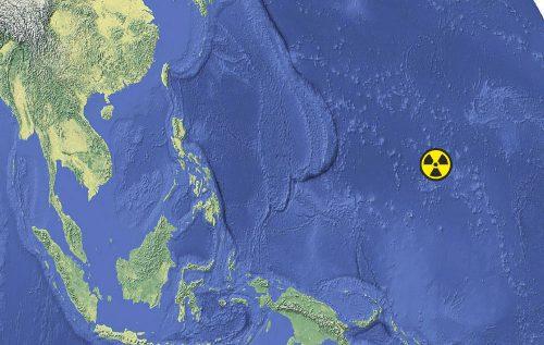 Enewatakin ja Bikinin atollit, Marshallinsaaret
