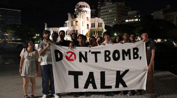 Suomen ja Ruotsin rauhanjärjestöt vetosivat ydinasekieltosopimuksen puolesta