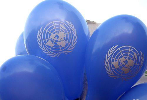 YK:n päivän rauhanilta, Imatra
