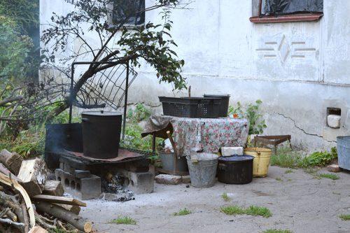 Donetskin tulitus kiihtyi 5. marraskuuta