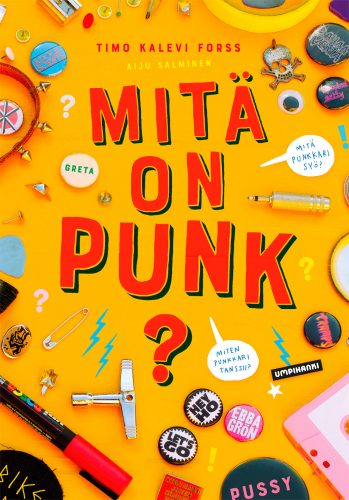 Mitä on punk?