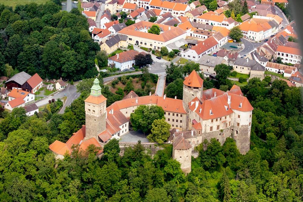 Itävallan Rauhanlinna