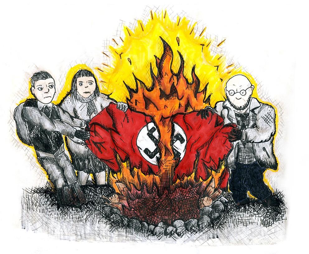 Kertomuksia rohkeudesta 21: Norjalaisopettajat vastustivat natsimiehitystä