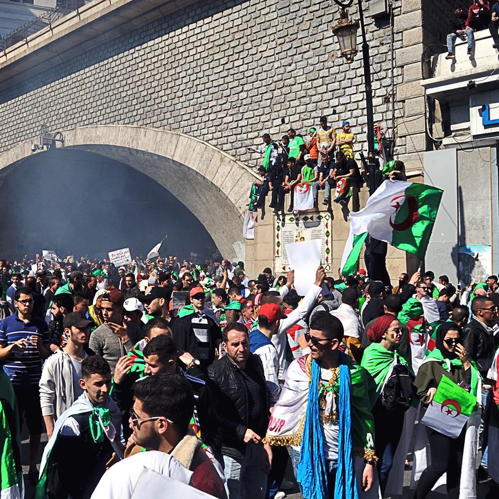 Onnistuuko Algeria toisen tasavallan perustamisessa?