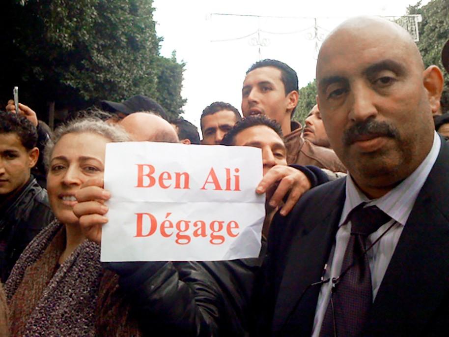 Kertomuksia rohkeudesta 22: Tunisian jasmiinivallankumous 2011