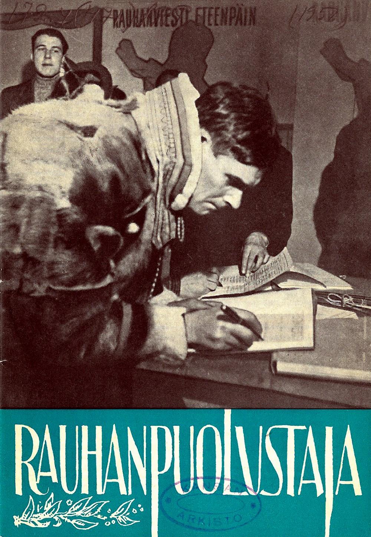 Rauhanpuolustajien 70 vuotta lehden kustantajana