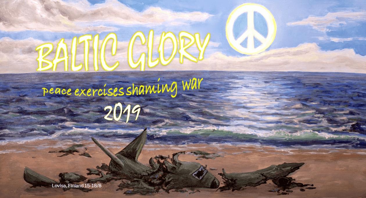 Haku käynnissä Baltic Glory -rauhanharjoitustapahtumaan