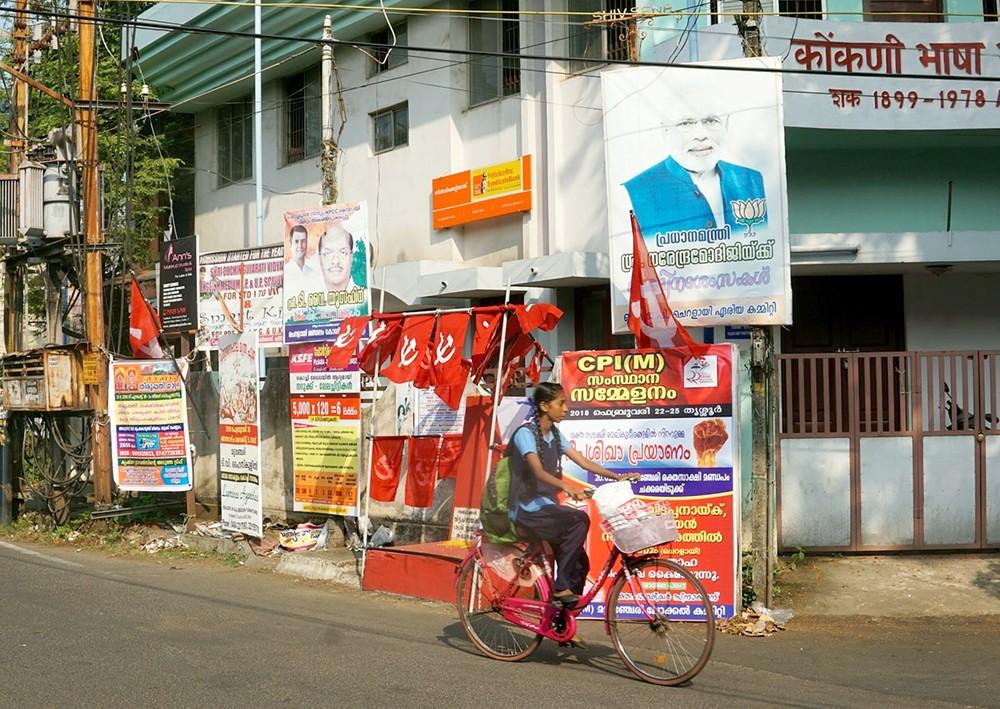 Hindufasismi eteni Intian vaaleissa