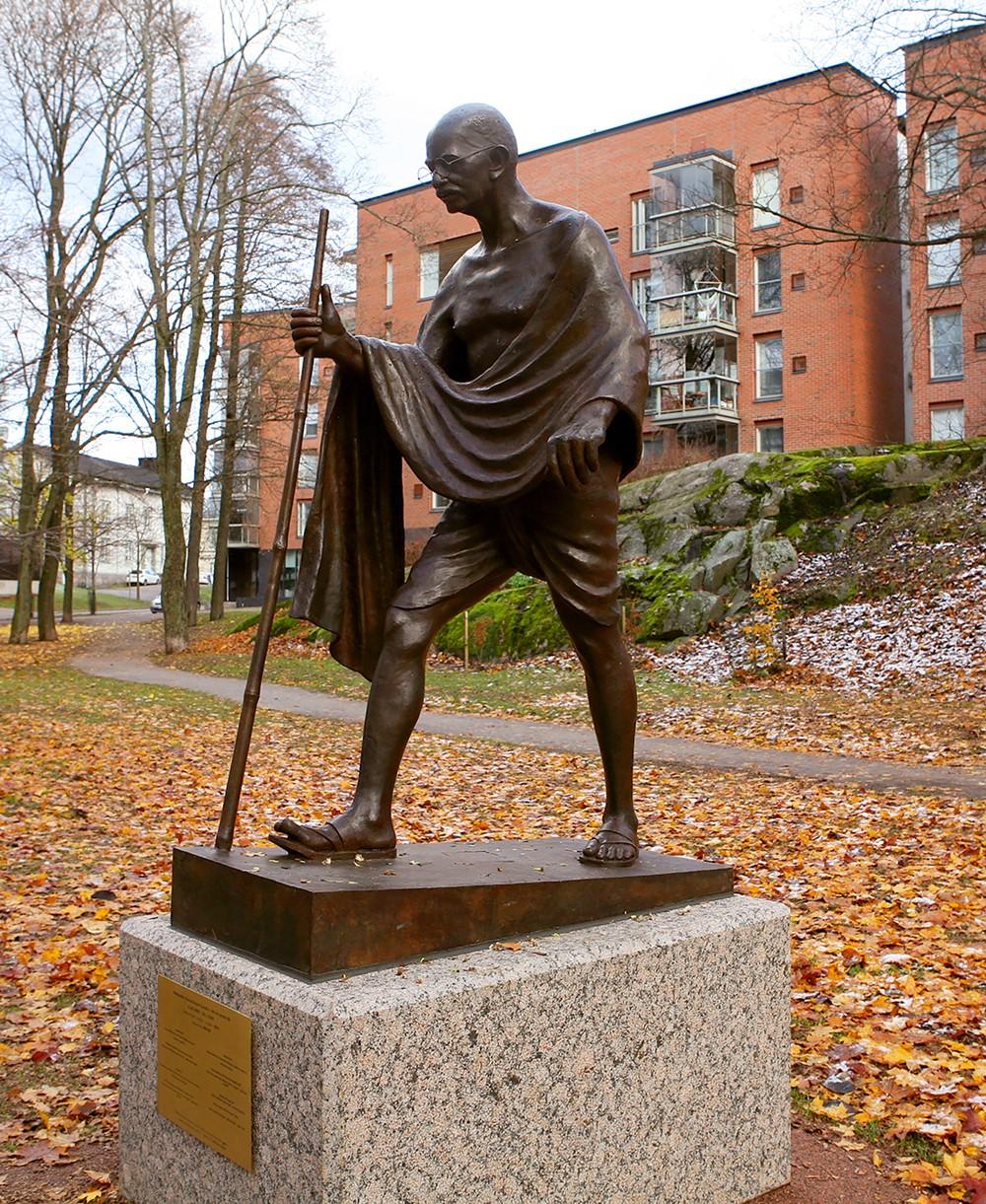 Modiksi syntyminen olisi kammottava rangaistus Gandhille