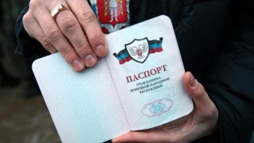Poliisimielivaltaa Donetskissa