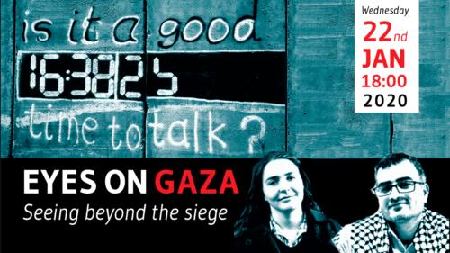 Peace Forum: Eyes on Gaza, Tampere
