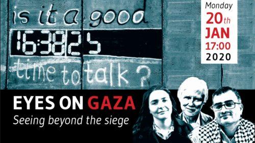 Peace Forum: Eyes on Gaza, Helsinki