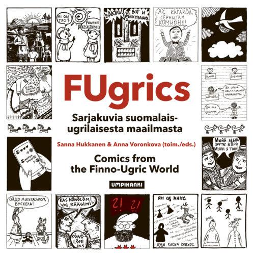 FUgrics – Sarjakuvia suomalais-ugrilaisesta maailmasta