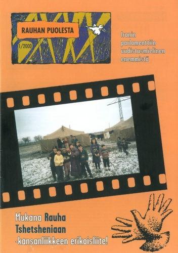 Rauhan Puolesta -lehti 2000-luvun alussa