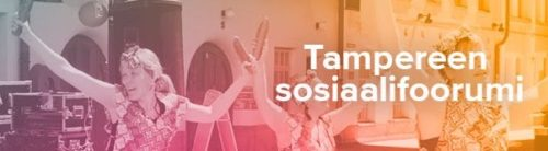 Tampereen sosiaalifoorumi, Tampere