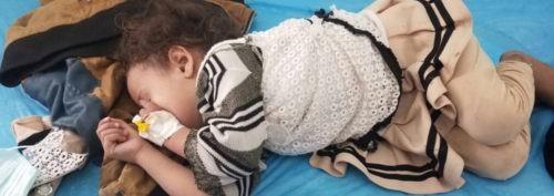 Viisi sotavuotta Jemenissä – sota lapsia vastaan