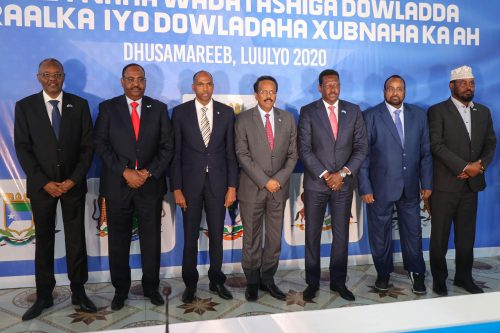 Poliittinen kriisi kolhii taas Somalian haurasta demokratiaa