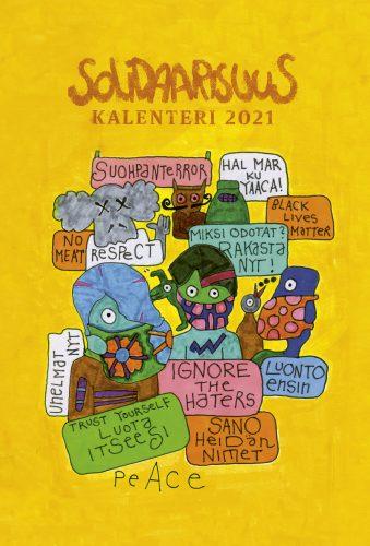 Solidaarisuuskalenteri 2021