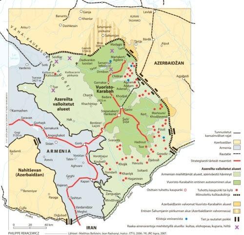 Vuoristo-Karabahin sodan seuraukset – voisiko Suomi toimia rauhanvälittäjänä