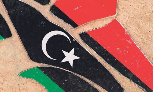 Kolmas sisällissota – Libya kansainvälisenä taistelukenttänä