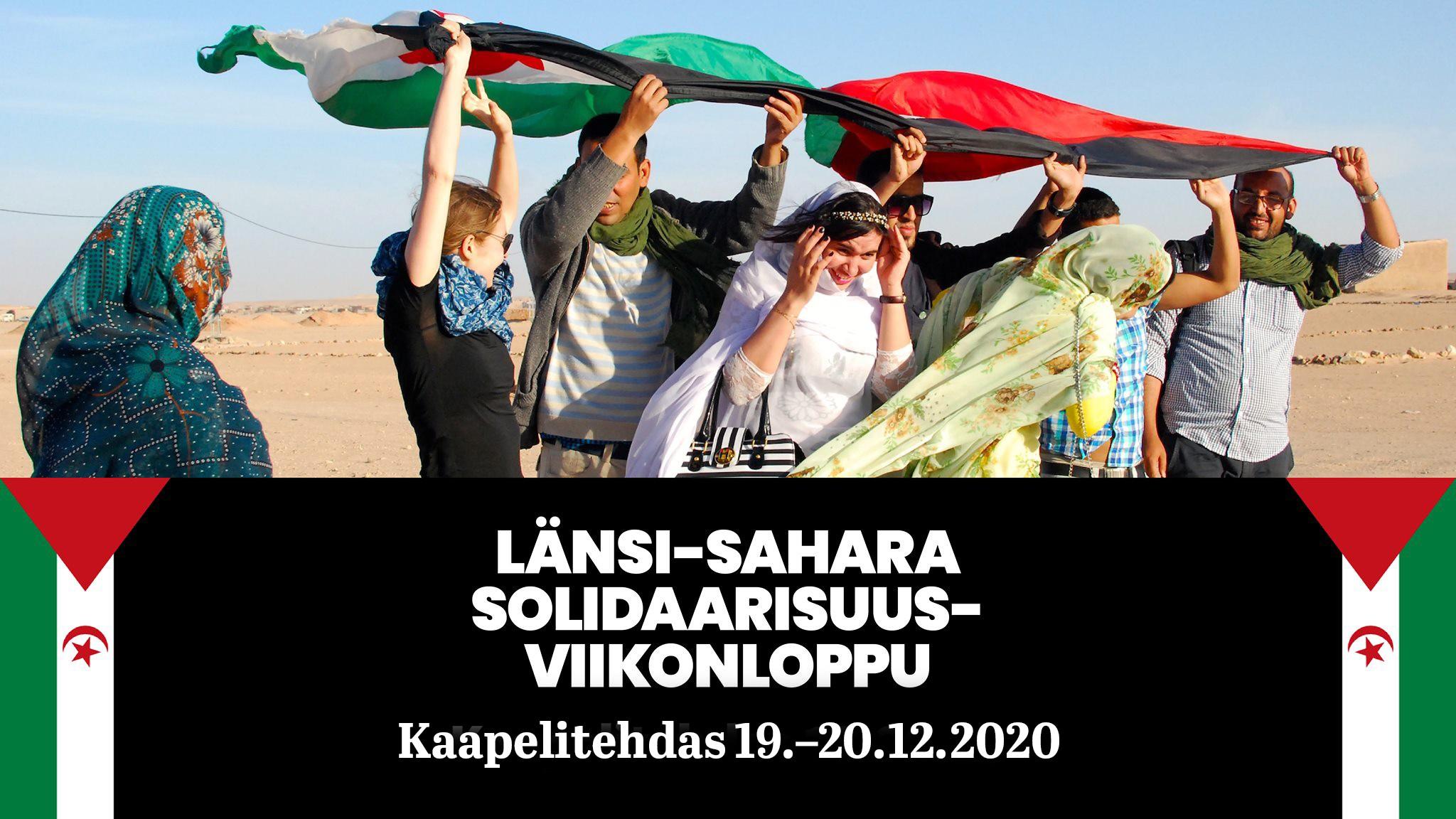 Länsi-Sahara-solidaarisuusviikonloppu, Helsinki
