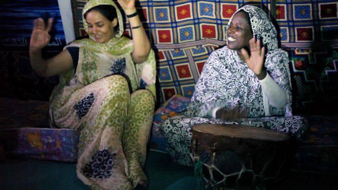 Taiteella Länsi-Sahara tunnetuksi, online