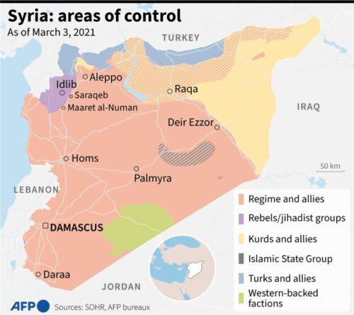 Ruohonjuurinäkymiä Pohjois- ja Itä-Syyriaan (Rojava), etätapahtuma