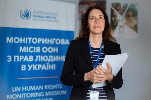 YK:n Ukraina-mission johtaja Matilda Bogner: Positiiviset muutokset ovat mahdollisia vaikeuksista huolimatta