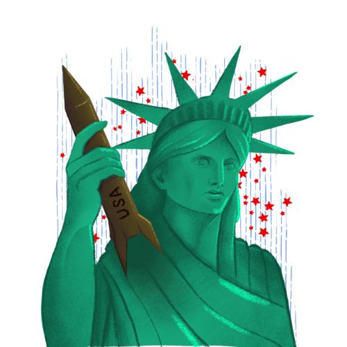 """Yhdysvallat – """"ihmiskunnan veturi"""" ja maailmanmahti"""