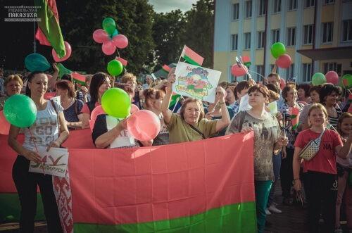 Miksei Valko-Venäjällä ole oppositiota?