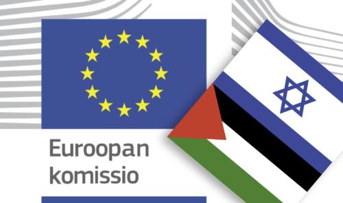 Voitto oikeusjutussa EU-komissiota vastaan valmistaa tietä kaupankäynnin lopettamiseksi laittomien siirtokuntien kanssa