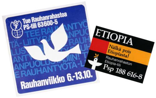Rauhanrahasto – solidaarisen suomalaisuuden lähteillä