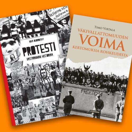 Vastarintapaketti: Protesti & Väkivallattomuuden voima